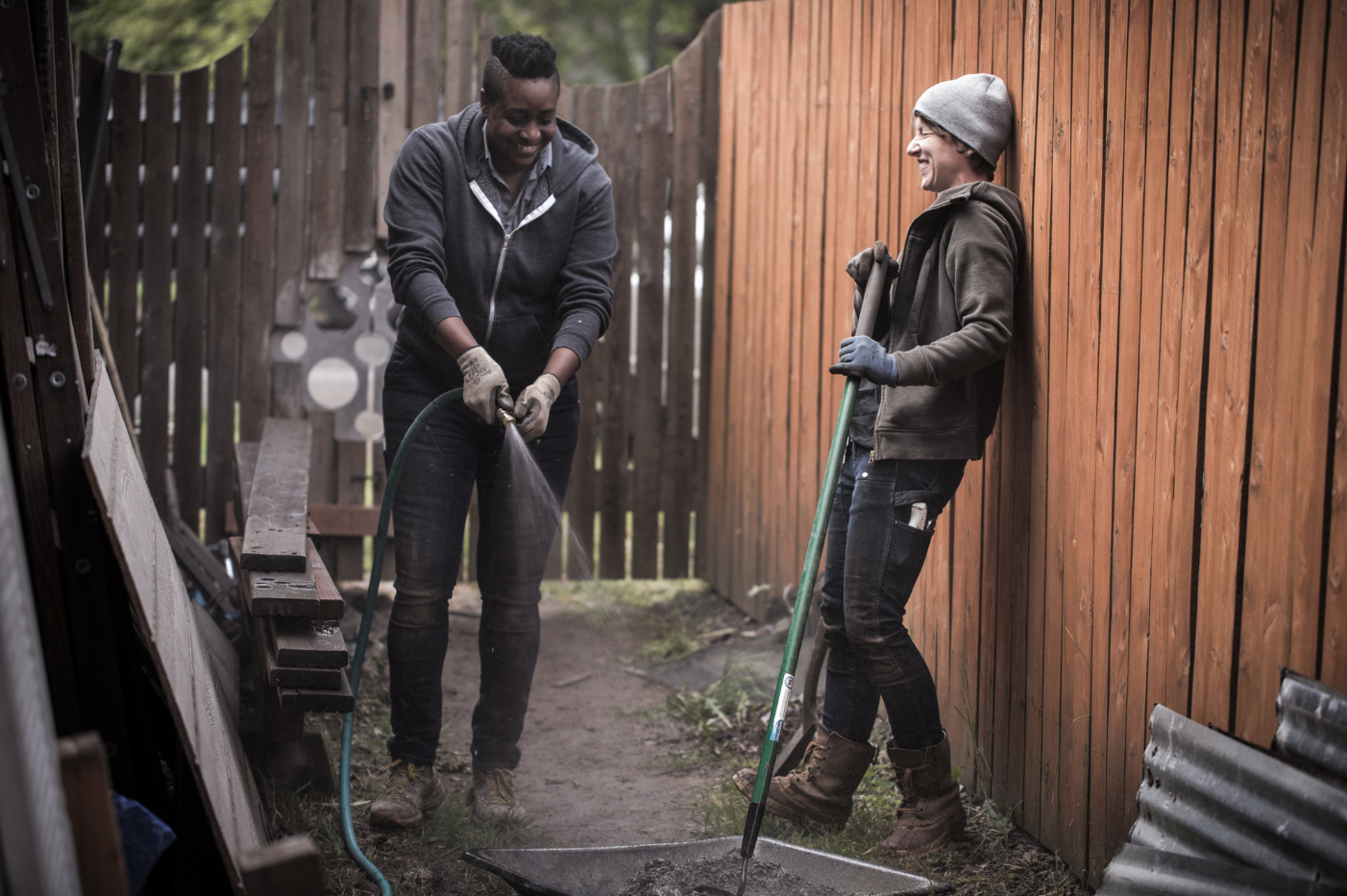 Mercy & Britt, Residential Carpenters