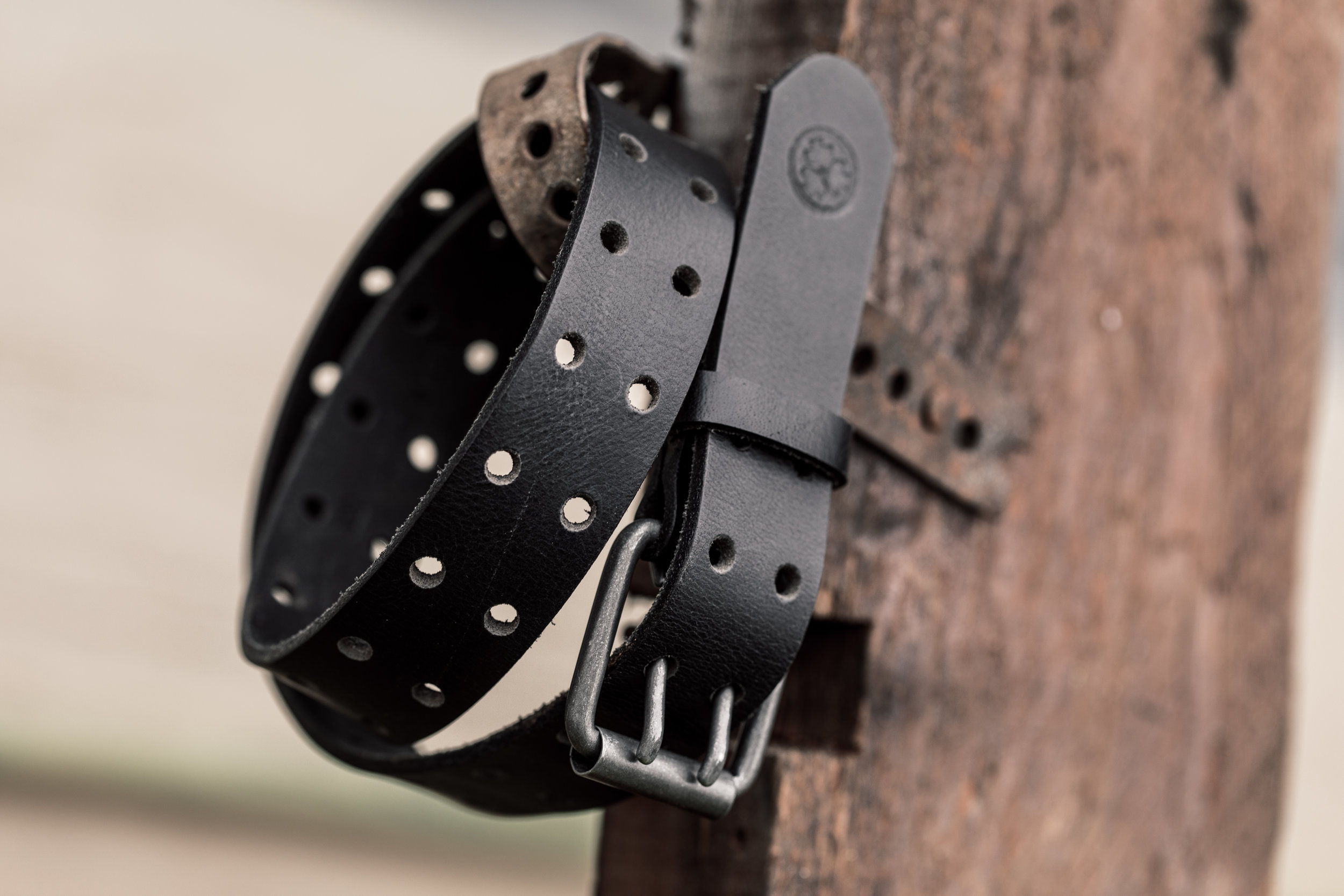 Work Belt Black