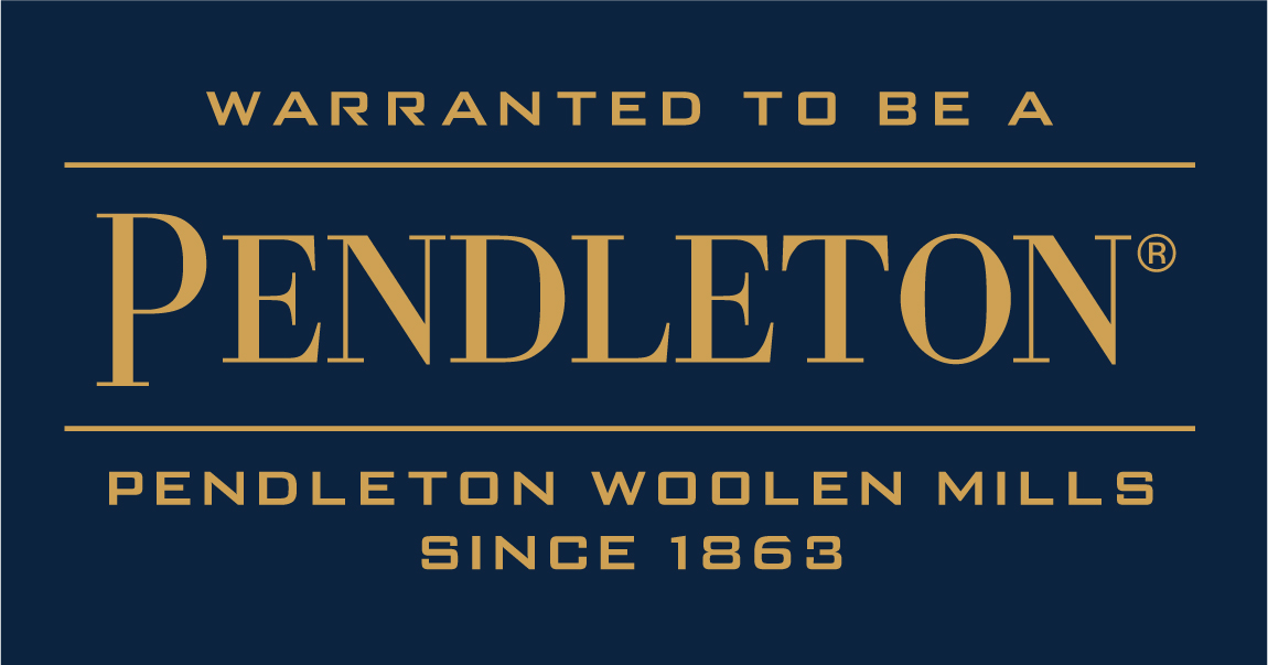 Pendleton Warranted To Be Logo