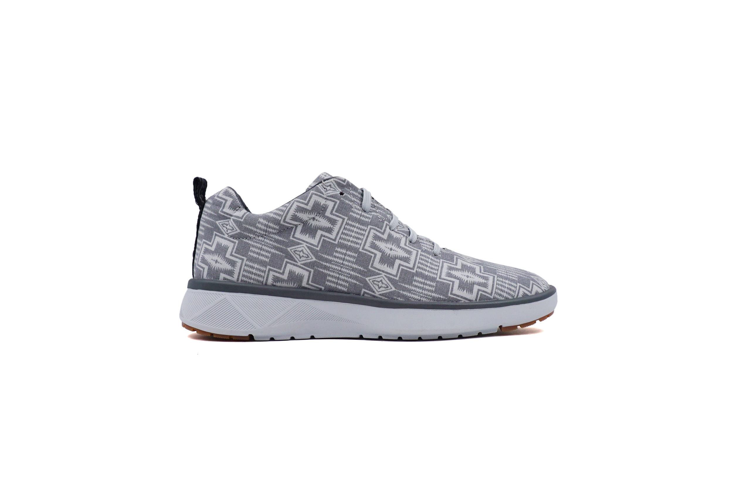 Pendleton Sneaker LWC Steel Gray Harding
