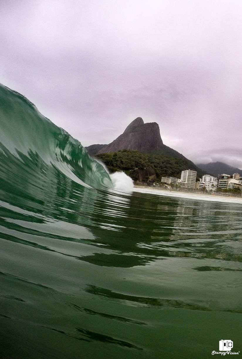The two best views in Rio. Pure perfection.