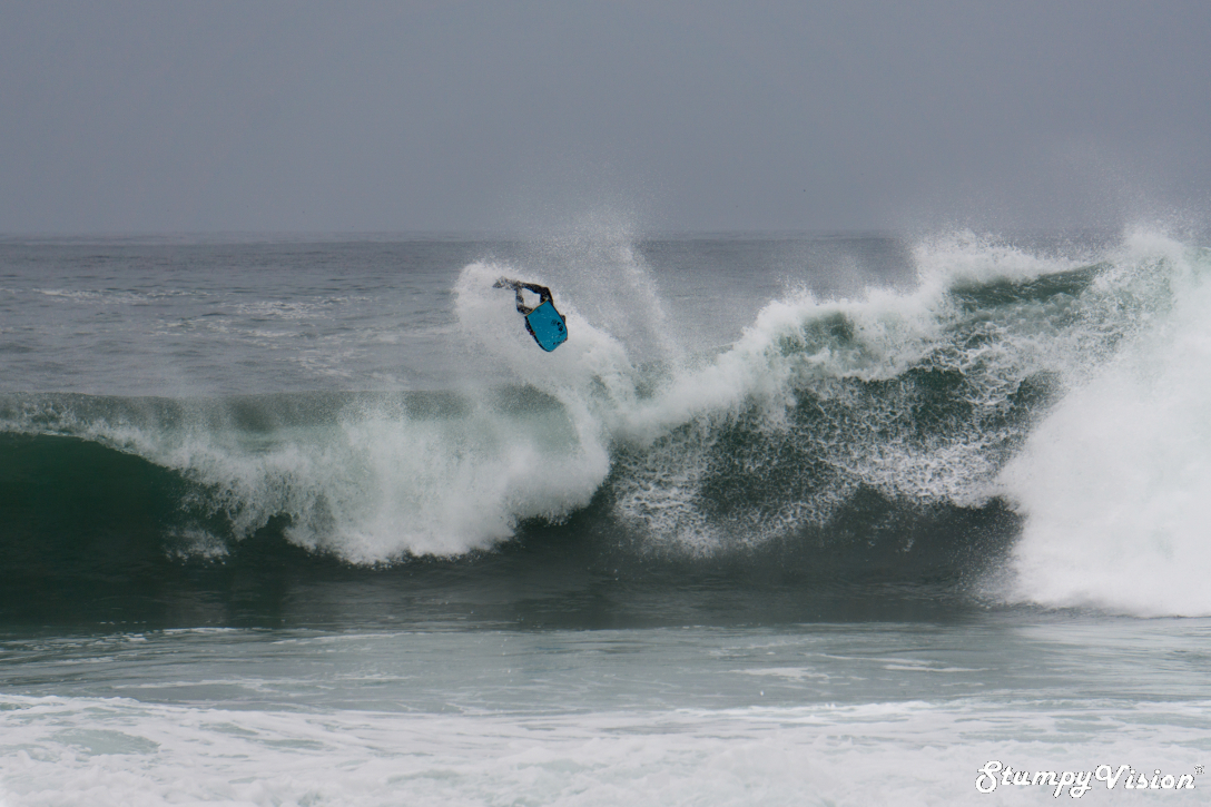 Reckless abondon on virtually every wave, standard Jacob Romero really.