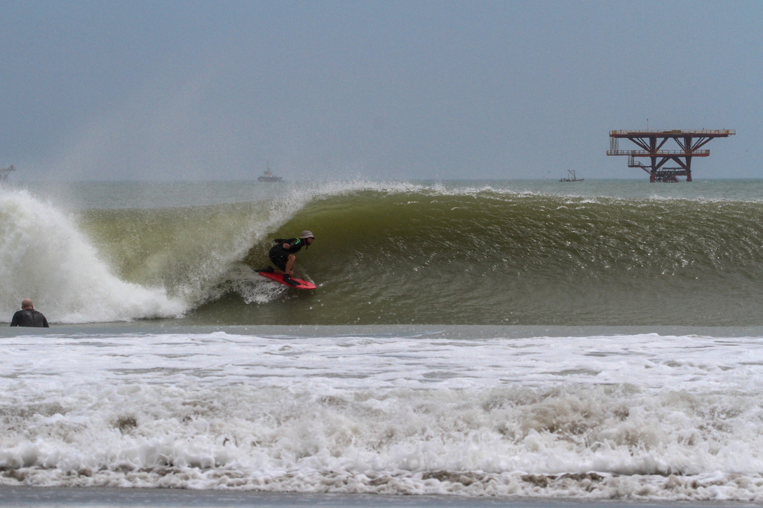 I lucked into a few screamers during my time in Lobitos. Photo by  Darwin Atalaya Obando