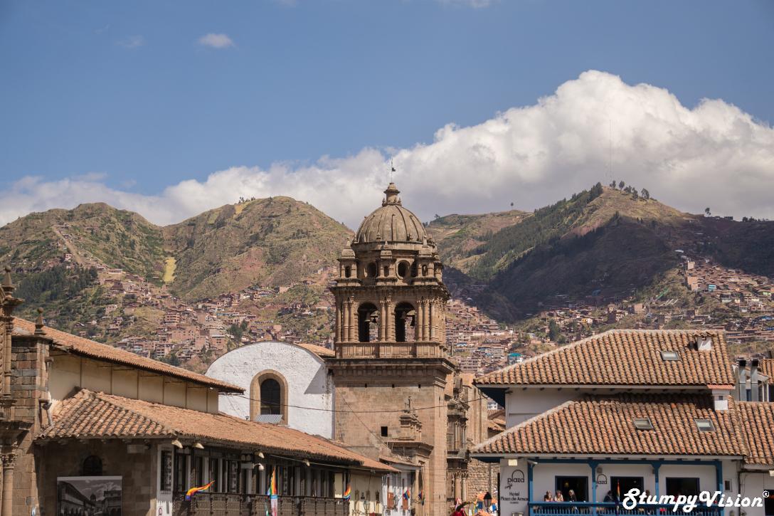 Quaint Cusco.