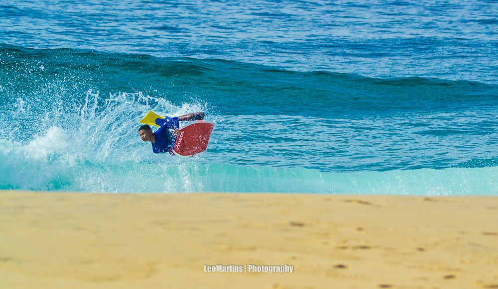 Thiago, with a big result at the Itacoatiara Pro Junior this kid has a big future ahead of him, his potential is limitless. Photo by Leo Martins.