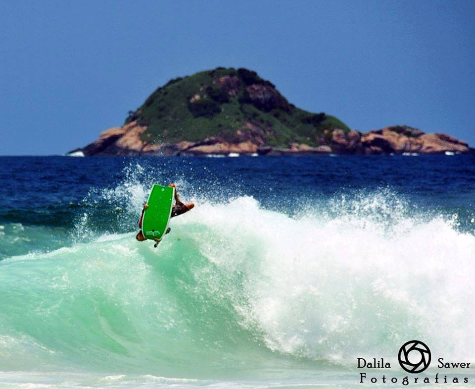 Not only is Alessandro a great photographer he also surfs very, very well. Photo by Dalila Sawer Fotografias.