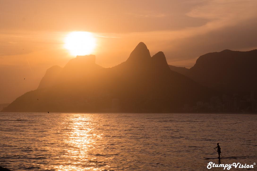 Picture perfect Rio.