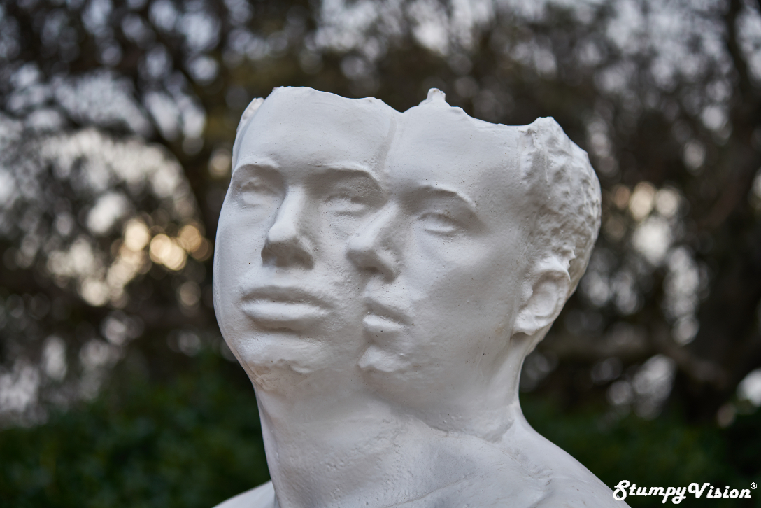 Itamar Freed,  Whispering to Venus . Somewhat creepy but somewhat cool.