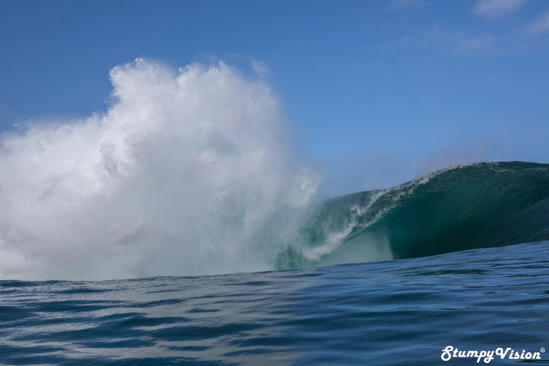Fins possessing optimum power and thrust are essential in challenging conditions.