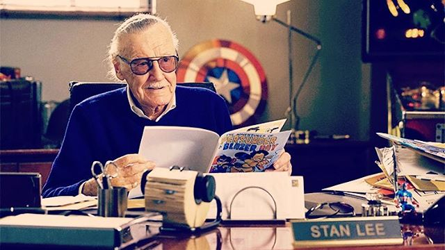 Rest in peace #stanlee !  You will be missed, a lot.  Thank you for giving us a part of your imagination, and for giving kids and grown ups the opportunity to dream of a better world.  No matter which planet you've now gone to, I'm sure your gardians will always watch over you!  #goodbyeoldfriend