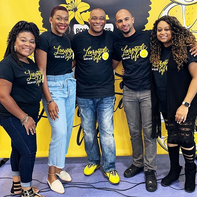 We had an absolute blast with @pastor_mikep and the phenomenal staff during the incredibly executed and highly impactful Lemonade Life Women's Conference 2019! #LemonadeLife