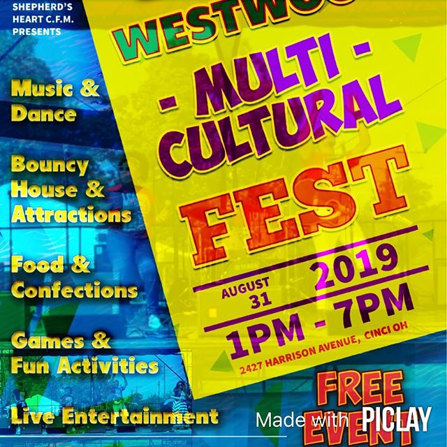 We had such a great time this year at the Westwood Multi Cultural Fest! #lovediversity #iWillSpeakLife