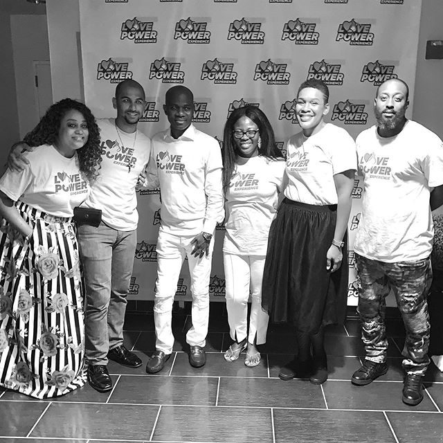 What an incredible time we had with Pastor Mike, his family and ministry in NJ! #LoveandPowerExperience2019 was 🔥! More photos and videos to come later. But wow, what an experience it was! #iWillSpeakLife2NJNY