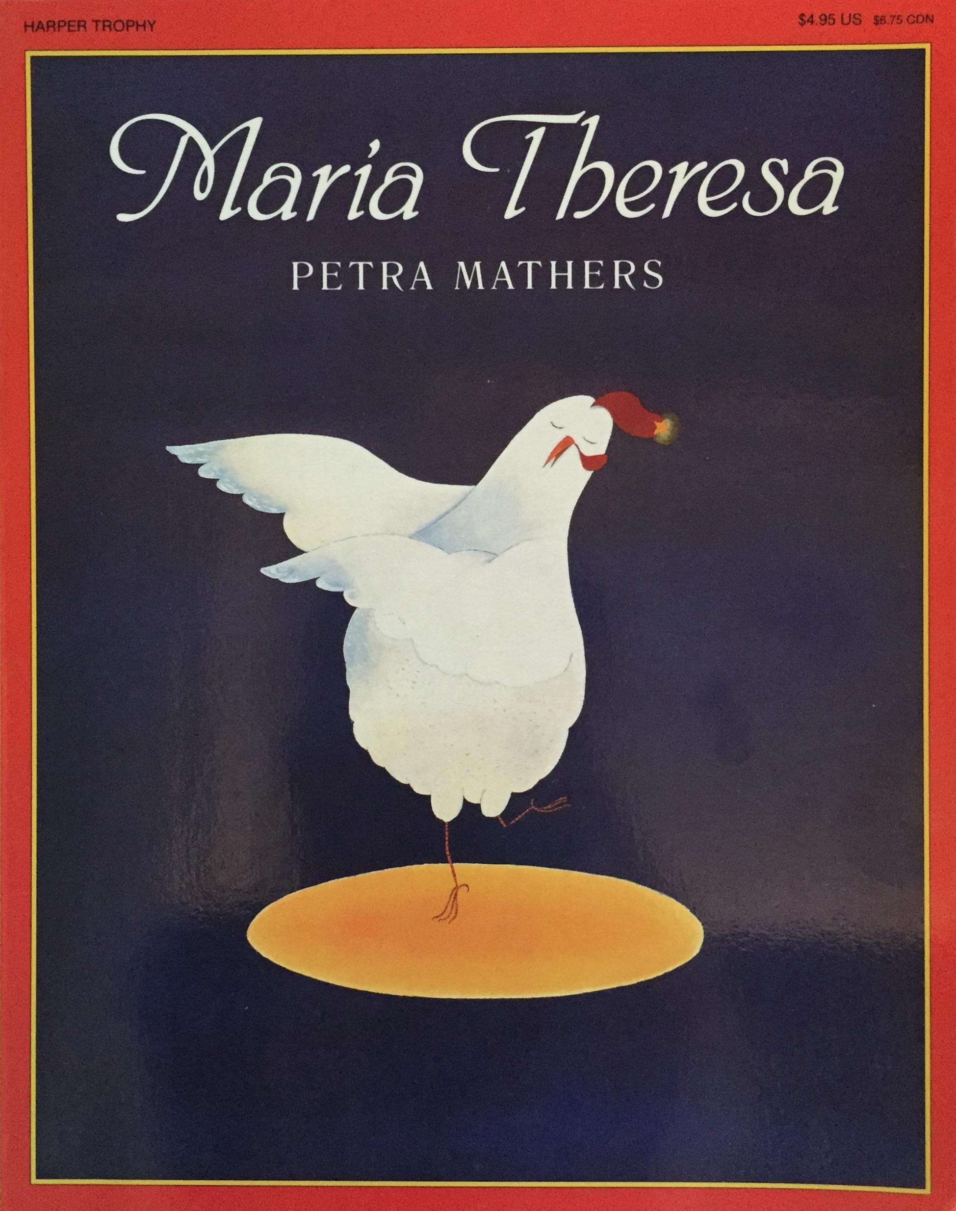 Petra Mathers