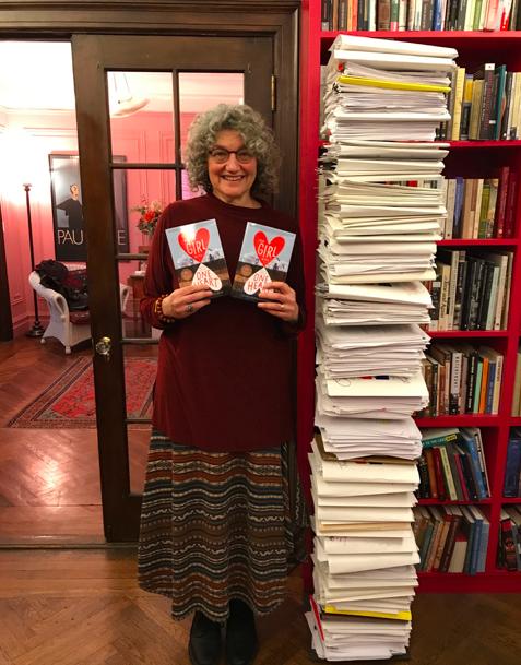 Laura Geringer Bass: Editor & Writer Extraordinaire -