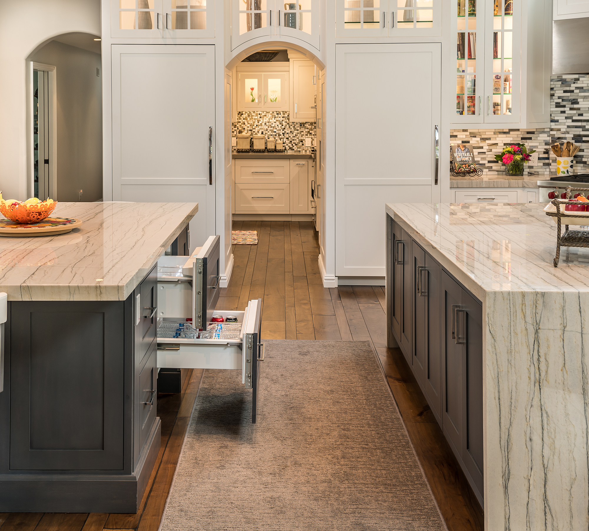 See more kitchen pictures from our Arcadia remodel  HERE