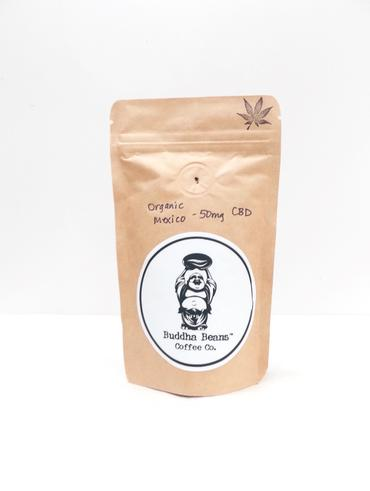 4.   Buddha Beans Coffee    Buddha beans CBD coffee is a gift your mom can use every morning. This is a great way to incorporate CBD into your daily regimen. We love them because there coffee beans are fair trade and their coffee beans are roasted in Los Angeles.