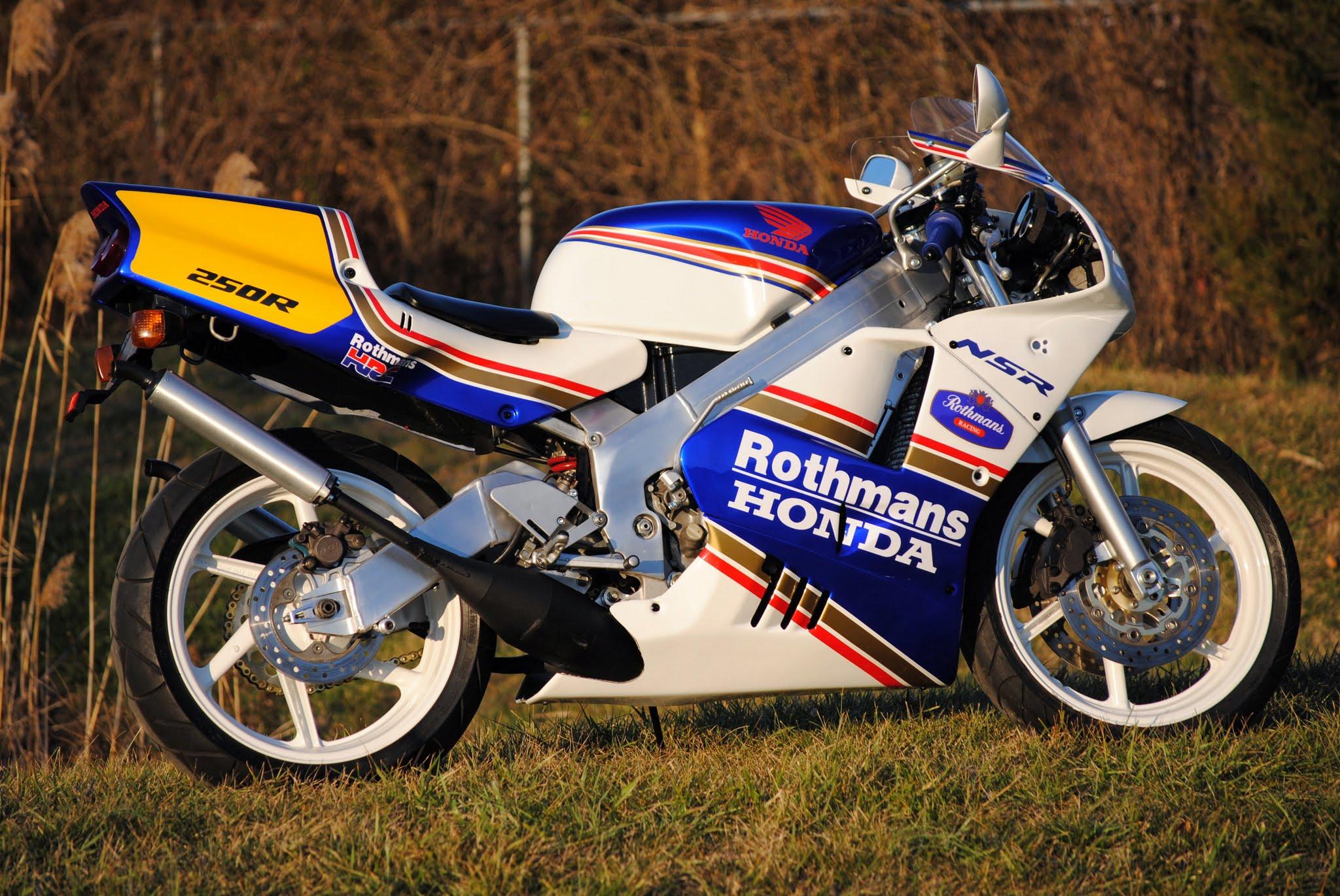NSR250 Rothman Main.JPG