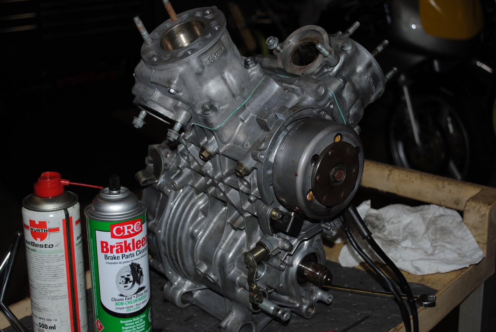NSR250 Red Engine.JPG