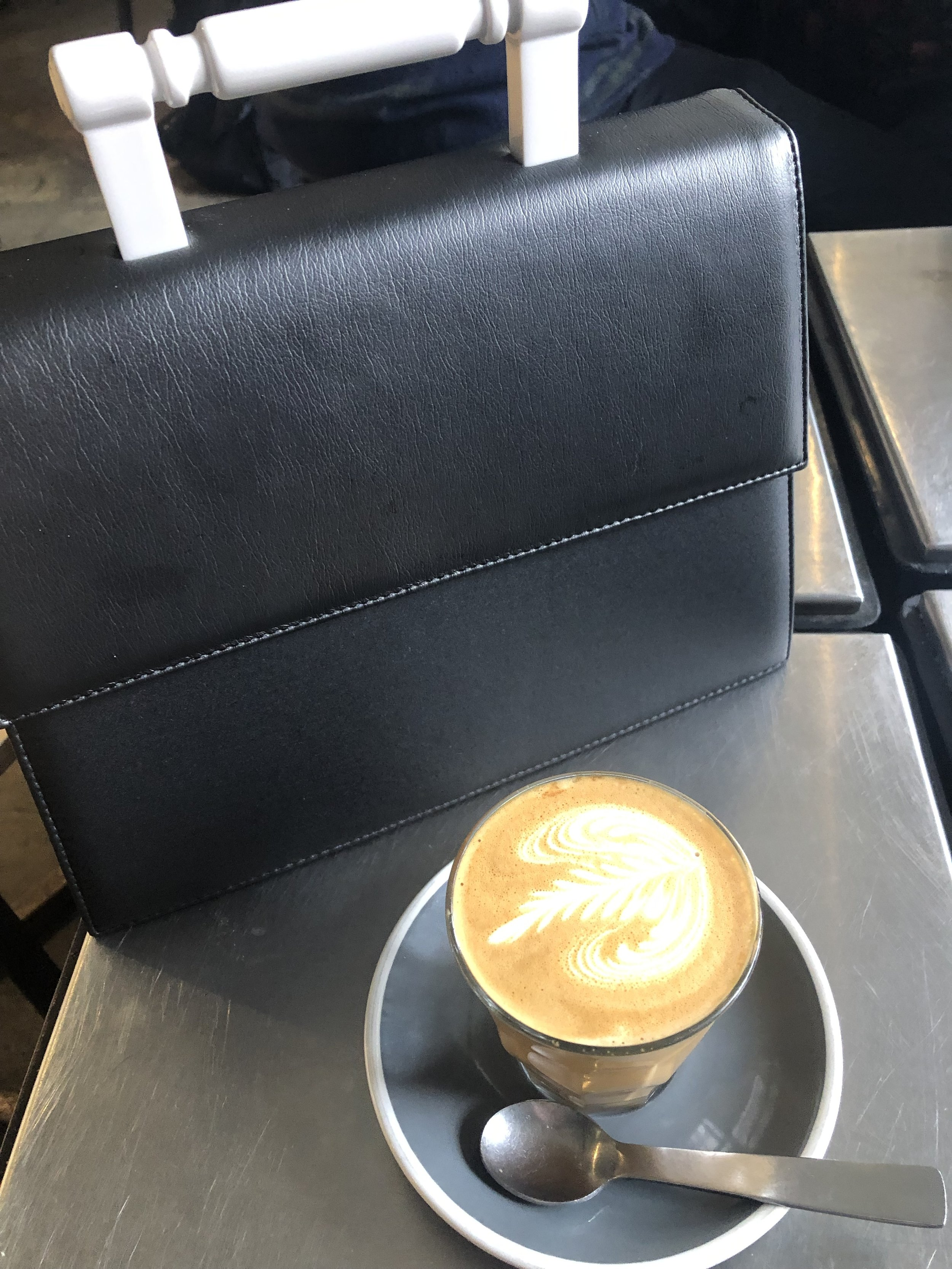 Bag by Mashu, coffee by Mexico