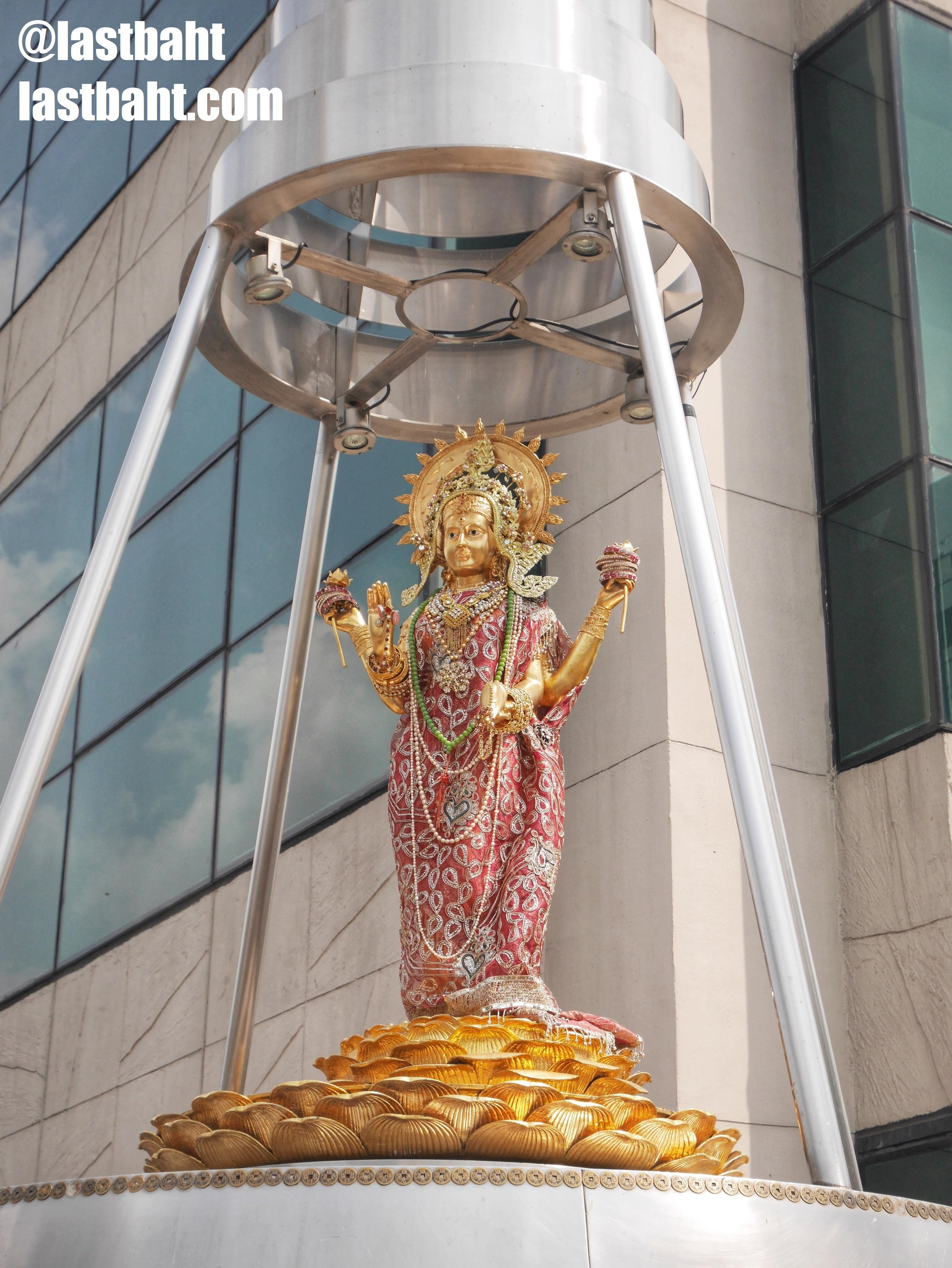 Lakshmi Shrine