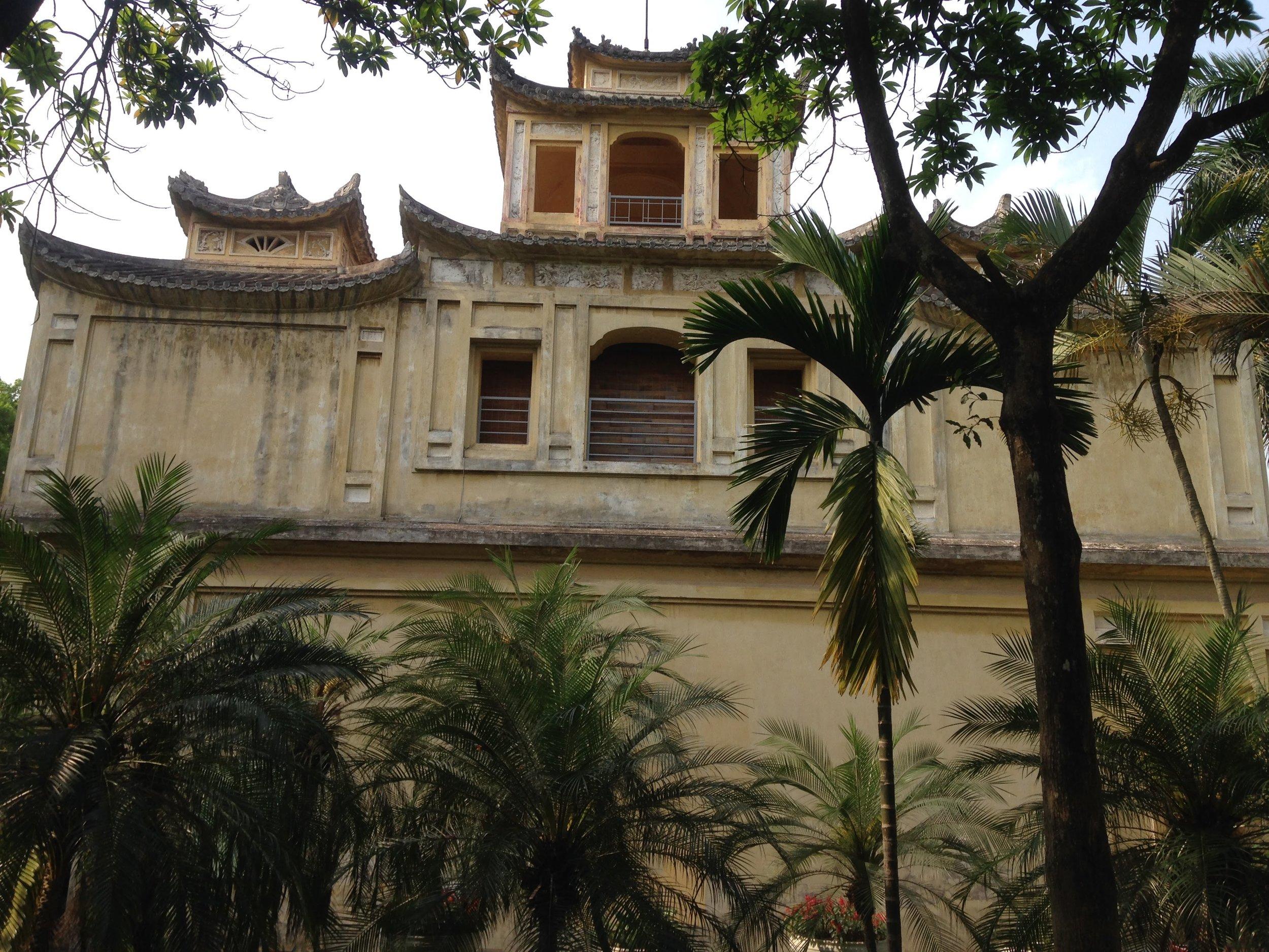the Princess' Pavilion