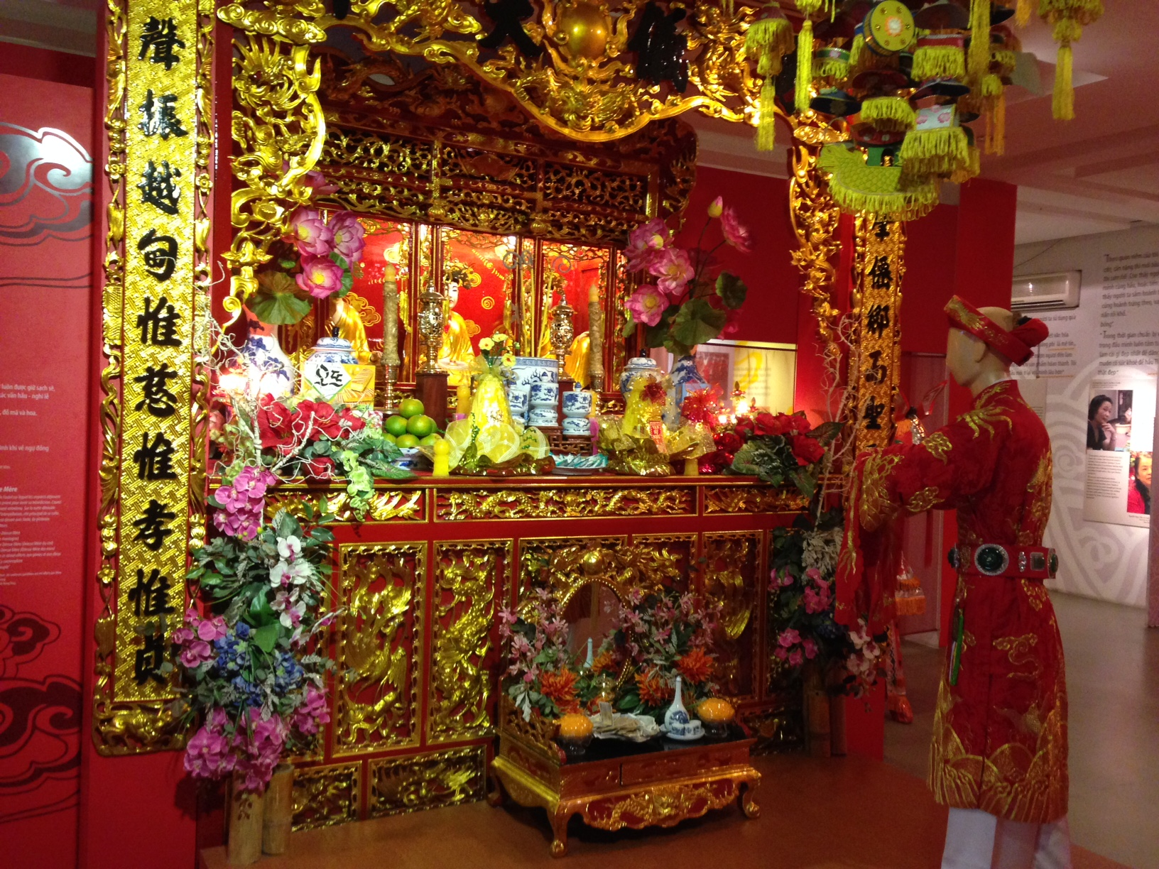 Mother Goddess shrine