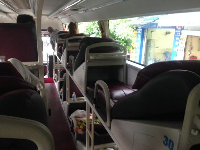 night bus vietnam