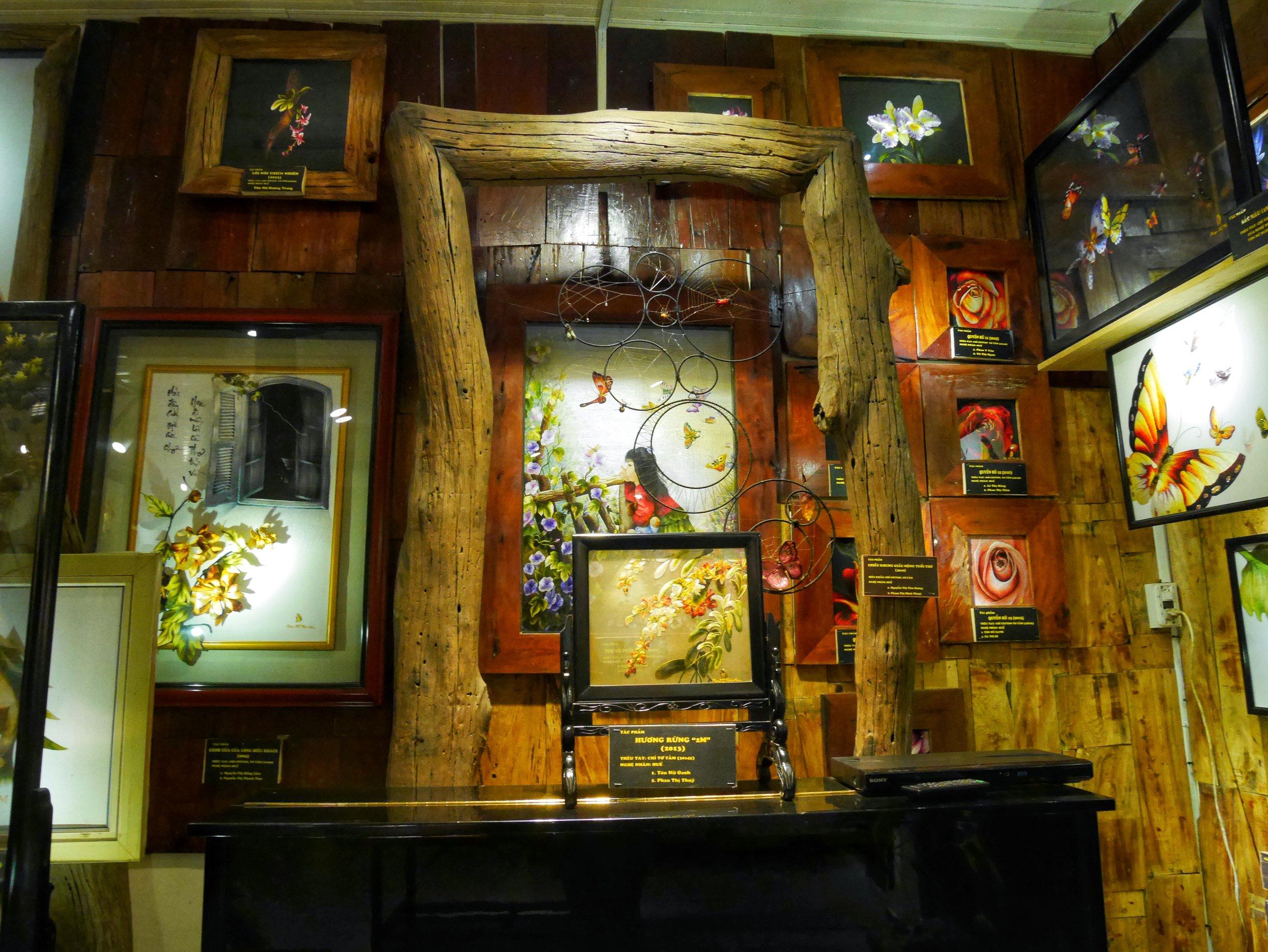XQ Historical village art museum