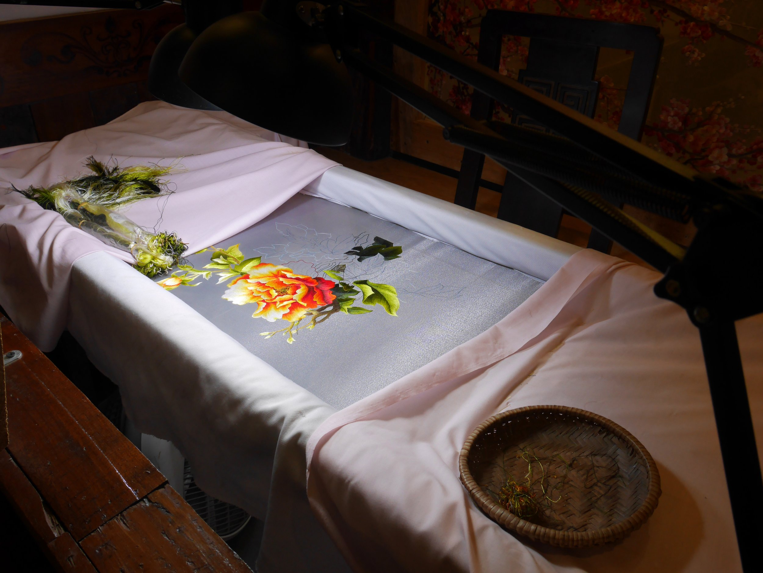 XQ HAND EMBROIDERY ART MUSEUM
