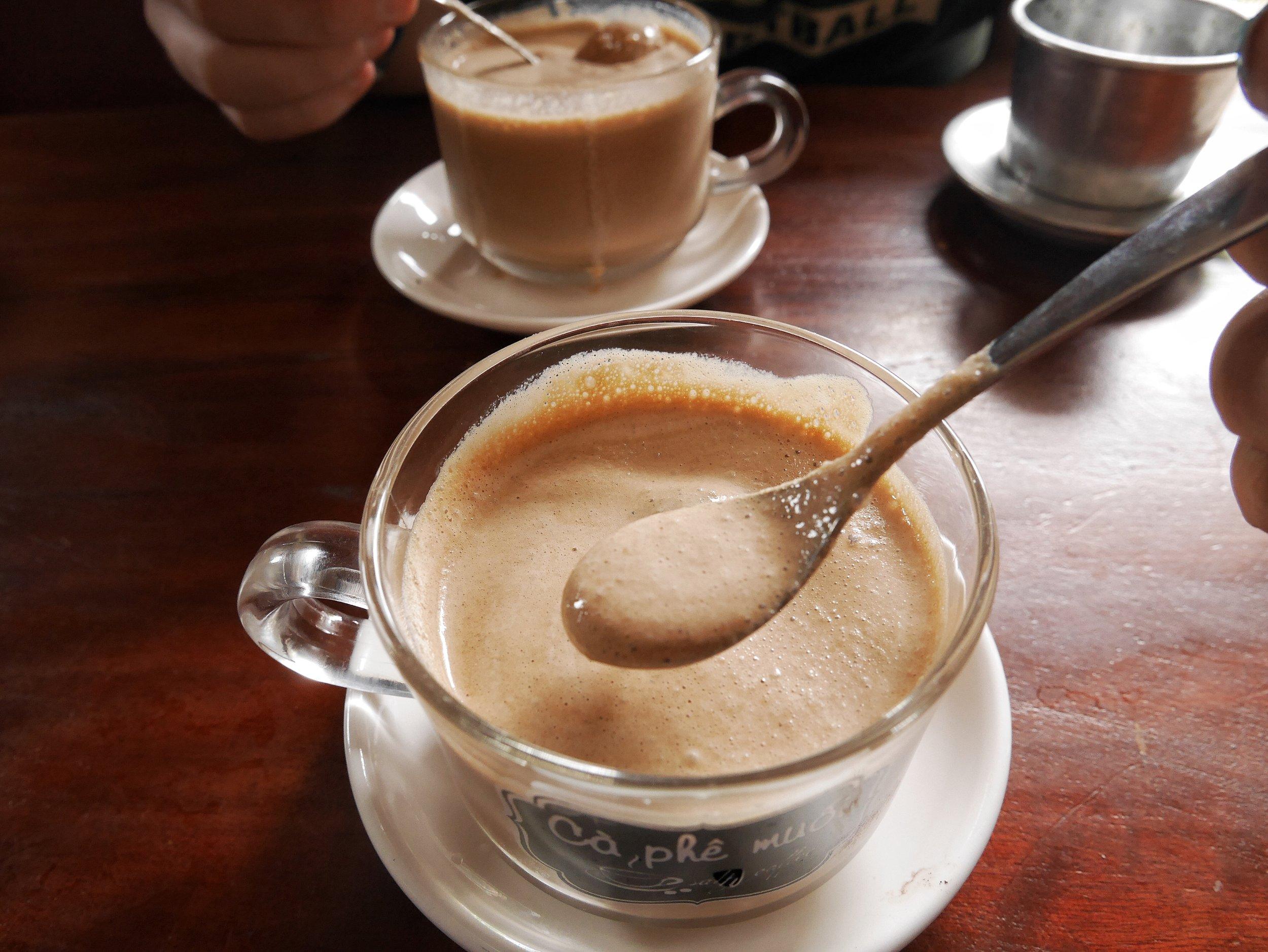 brewed coffee Vietnam
