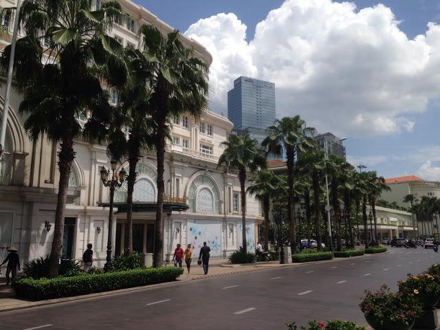Rex Hotel Downtown Saigon