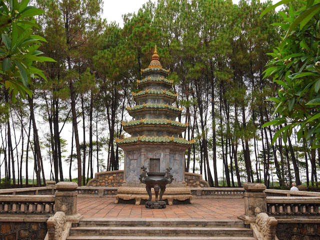 forest pagoda shrine