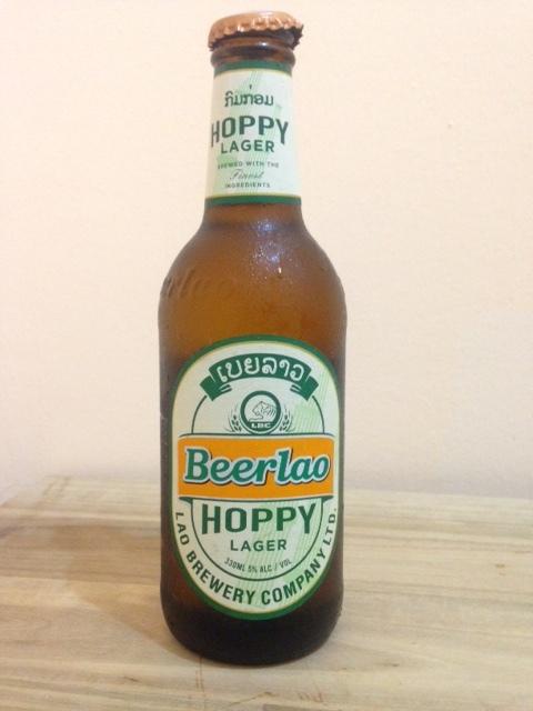 NEW Beer Lao Hoppy Lager