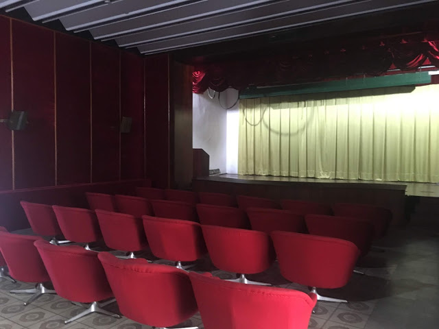 president's private cinema