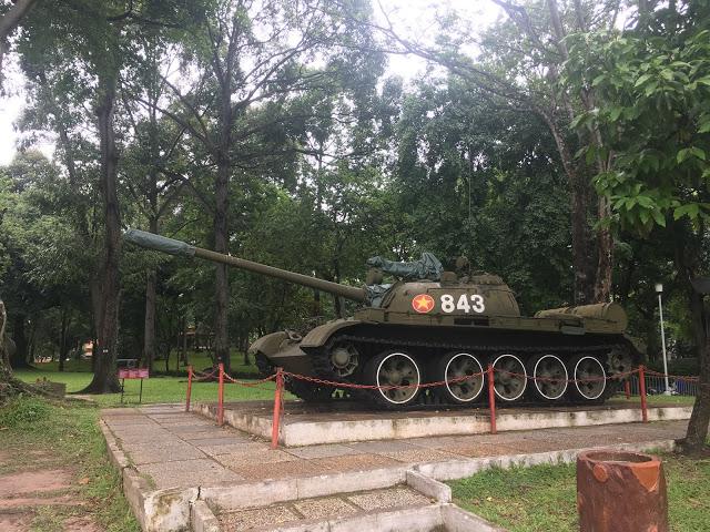 Vietnamese tanks