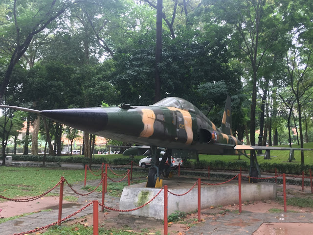 South Vietnamese fighter