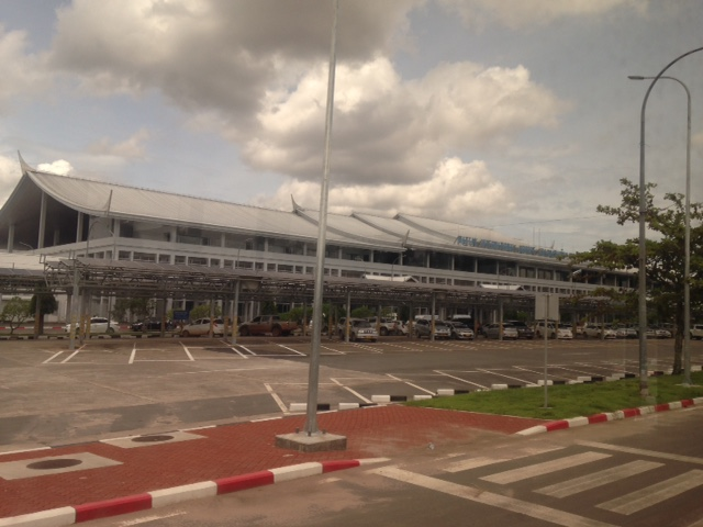 Wattay International Airport, Vientiane, Laos