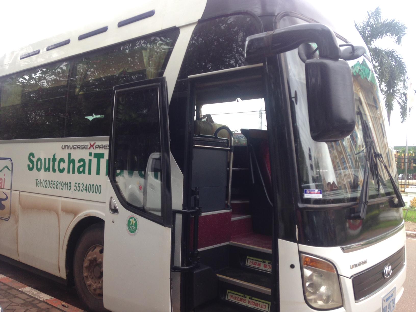 Soutchai Travel Bus, Laos