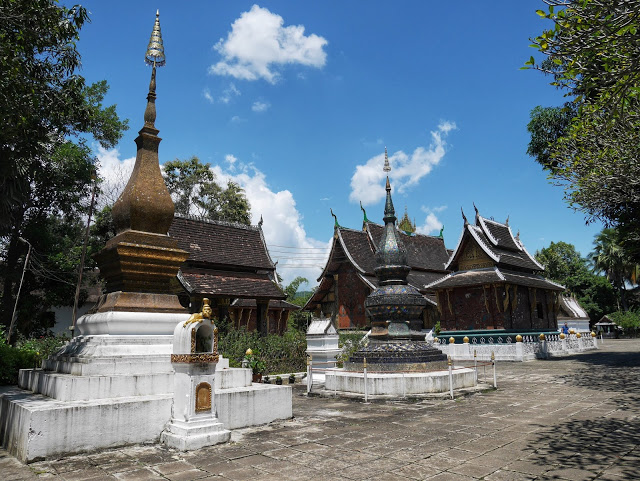 Wat Xieng Thong, Luang Prabang - the Golden City Monastery