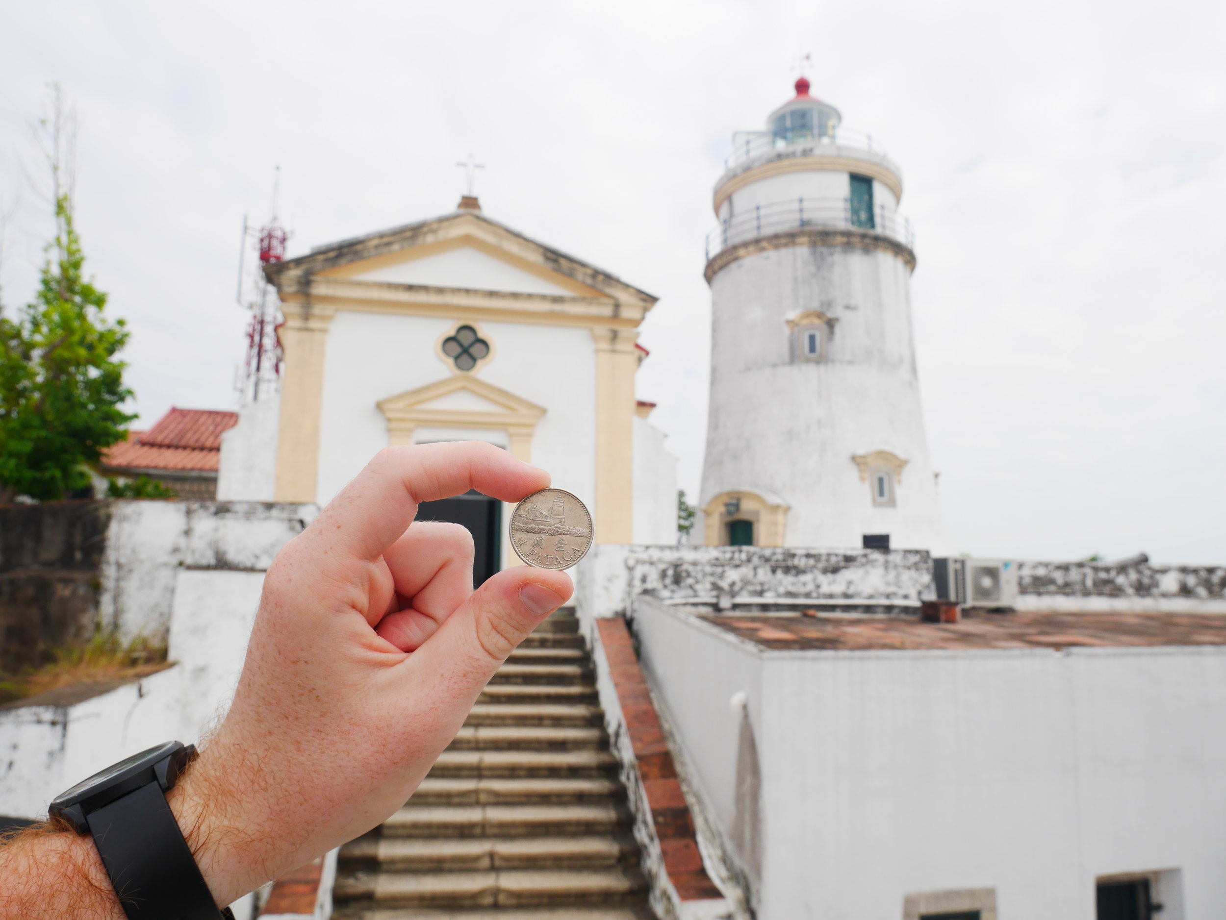 Guia Fortress, Macau