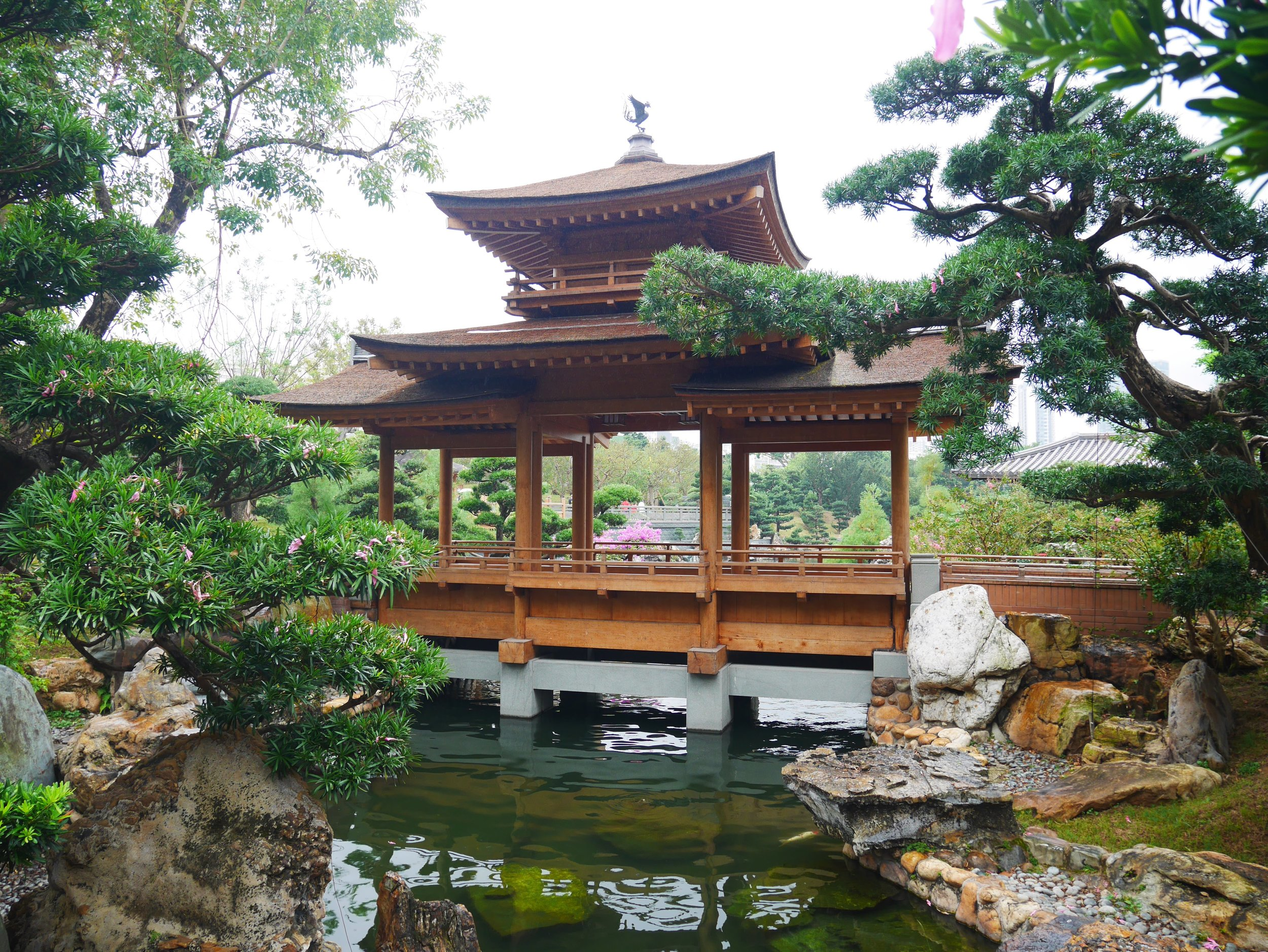 If you are interested in Chinese art or culture, or just want to escape the crowds of busy Hong Kong, the Nan Lian Garden is a beautiful place to visit.