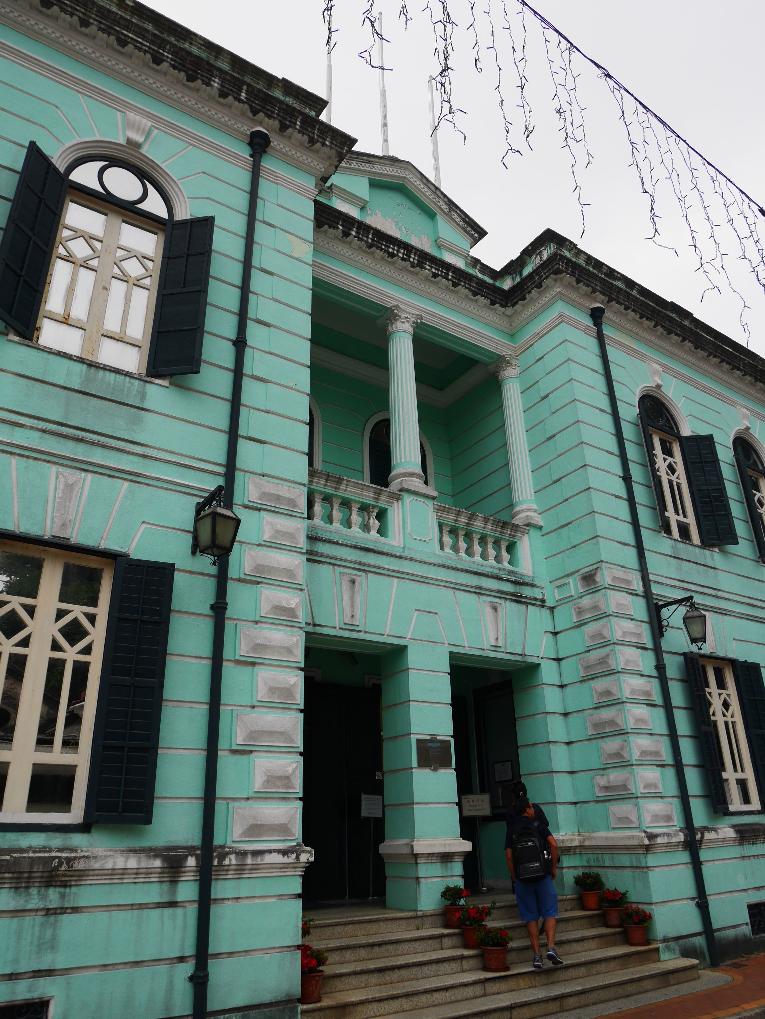 The Museum of Taipa and Coloane History shares the culture of southern Macau