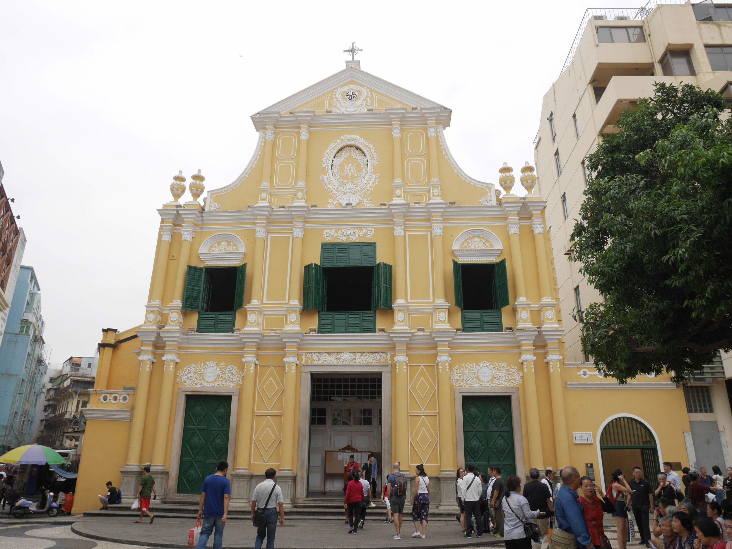 St. Dominic Church, Macau
