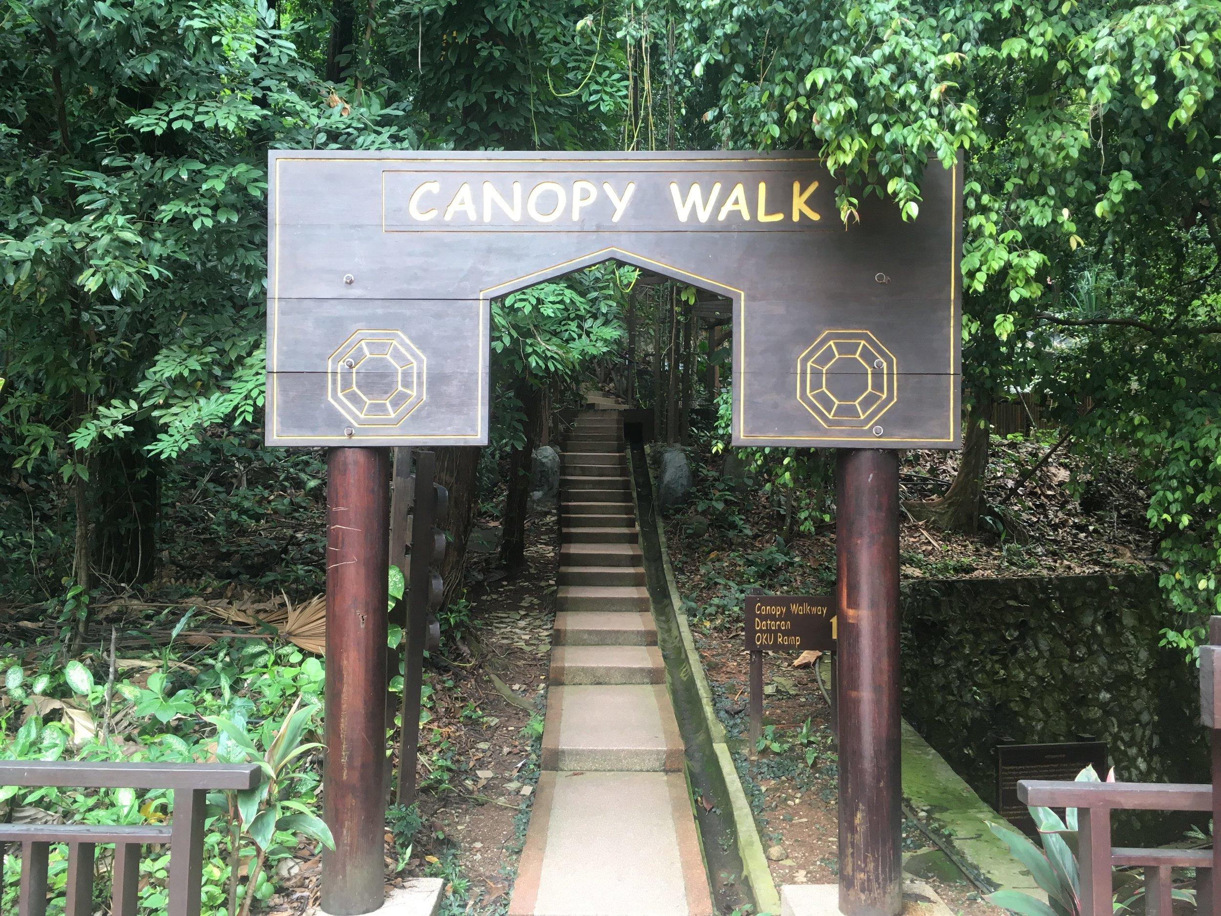 Canopy Walk, Kuala Lumpur, Malaysia