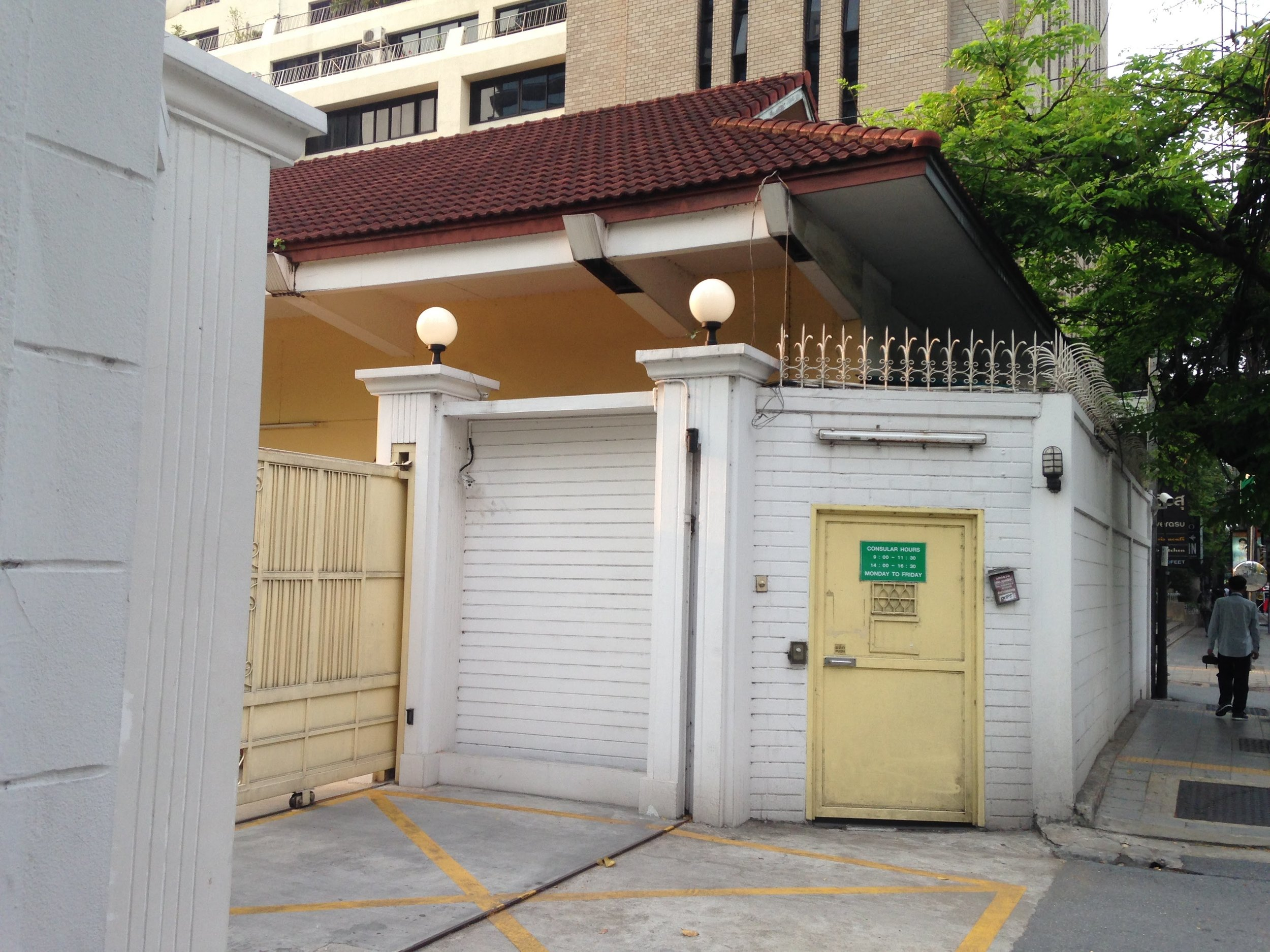 Embassy of Vietnam in Bangkok, Thailand