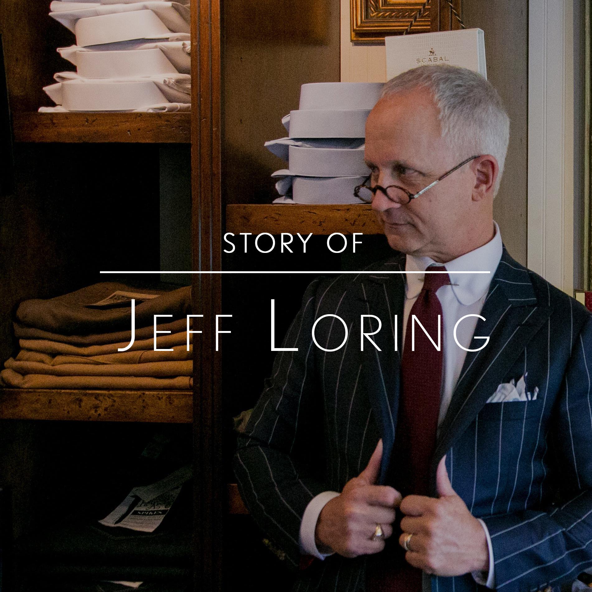 story of jeff loring