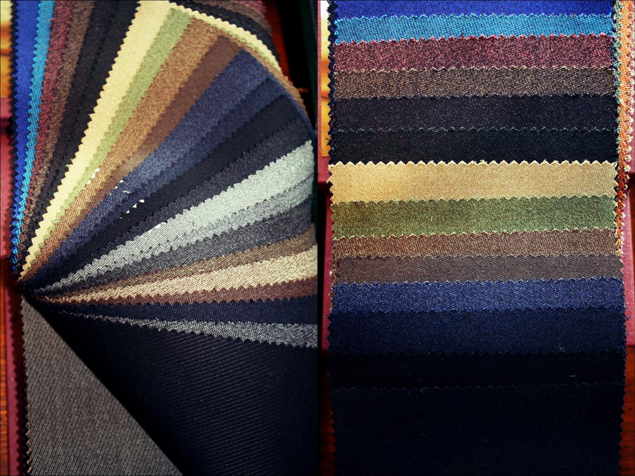 Scottland Fall Fabrics