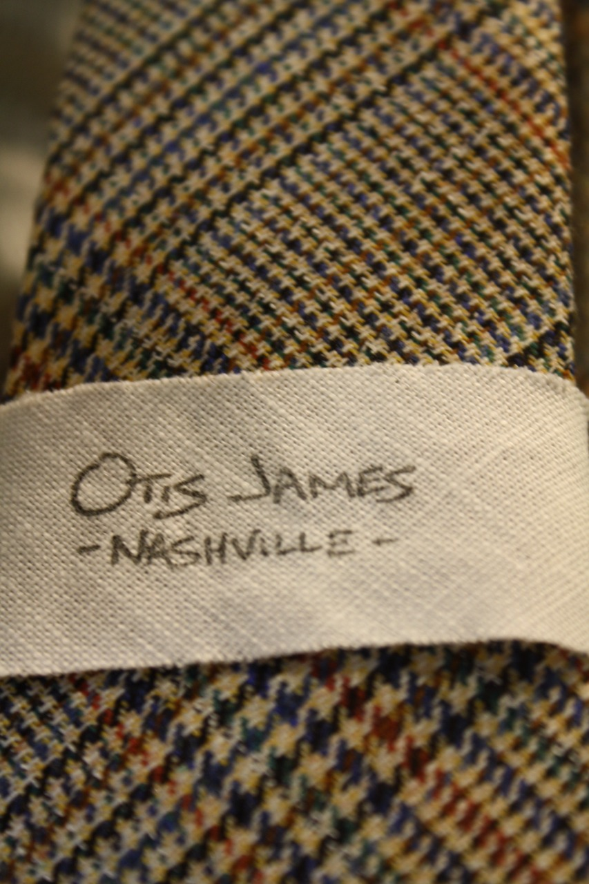otis james tag