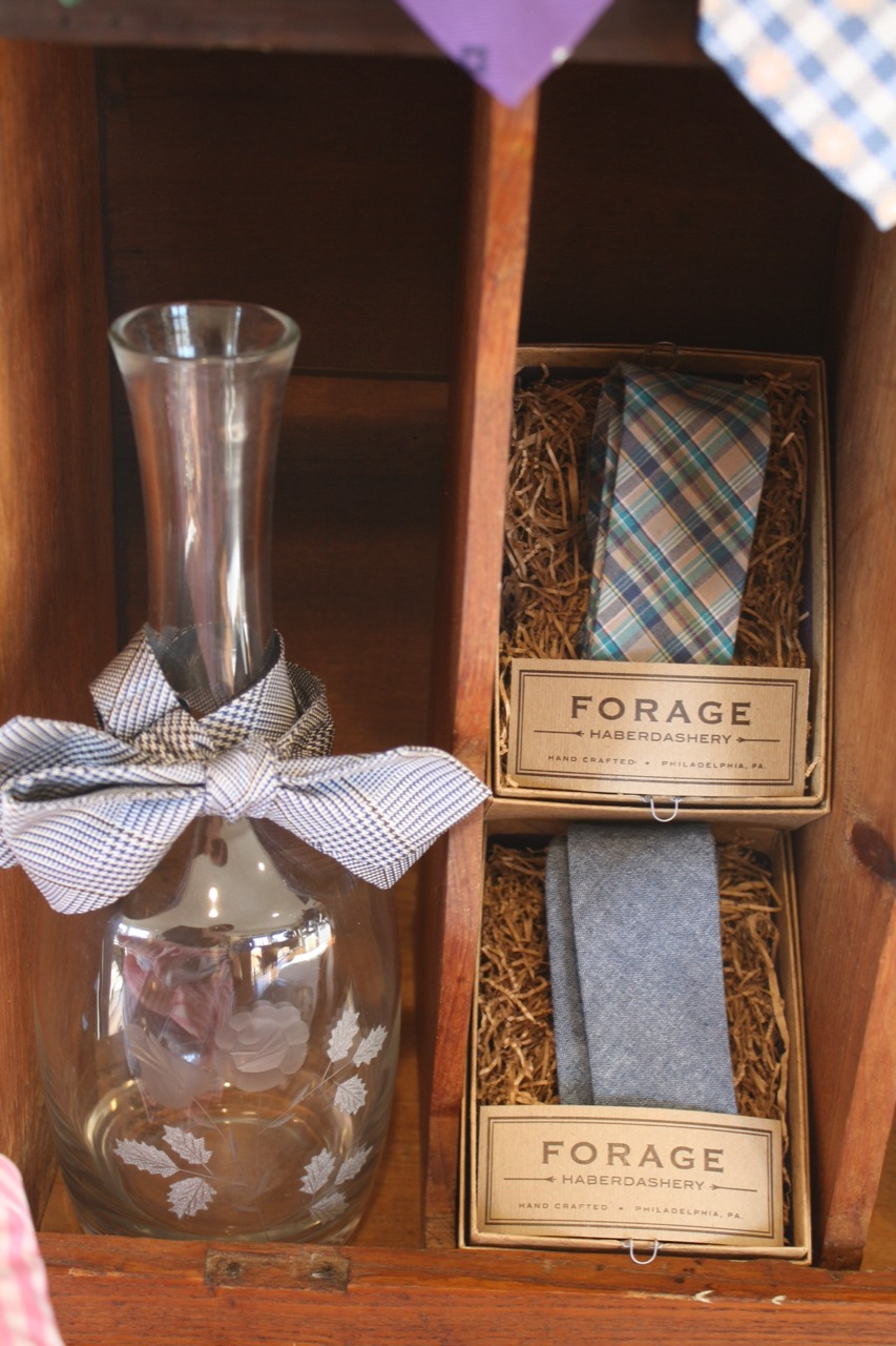 forage custom ties